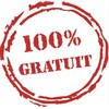 100 % gratuit